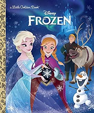 Frozen (Disney Frozen) (Little Golden Book)