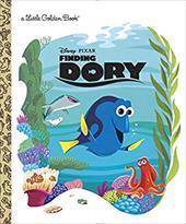 Finding Dory Little Golden Book (Disney/Pixar Finding Dory) 23141108