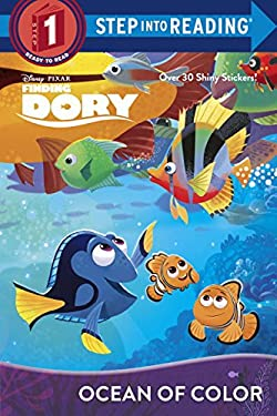 Ocean of Color (Disney/Pixar Finding Dory) (Step into Reading)