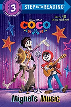 Miguel's Music (Disney/Pixar Coco) (Step into Reading)