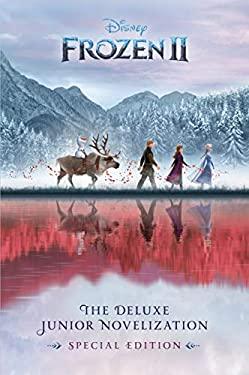 Frozen 2: The Deluxe Junior Novelization (Disney Frozen 2)
