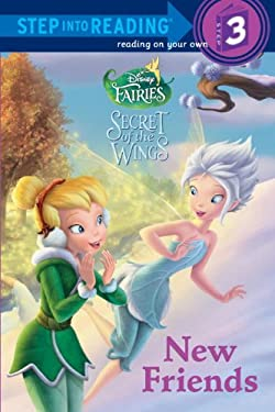 New Friends (Disney Fairies) 9780736481120