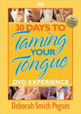 30 Days to Taming Your Tongue DVD Experience 9780736938396