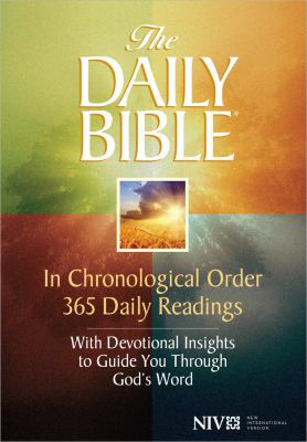 The Daily Bible 9780736944281