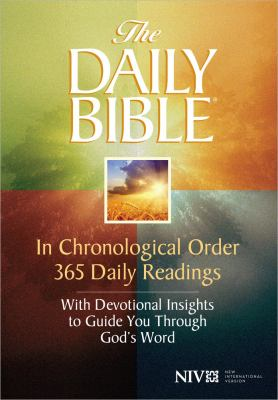 The Daily Bible 9780736944311