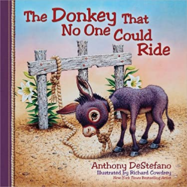 The Donkey That No One Could Ride 9780736948517
