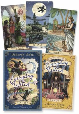 Everyday Witch Tarot as book, audiobook or ebook.