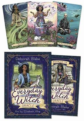 Everyday Witch Oracle as book, audiobook or ebook.
