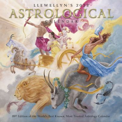 Llewellyn's 2022 Astrological Calendar: The World's Best Known, Most Trusted Astrology Calendar