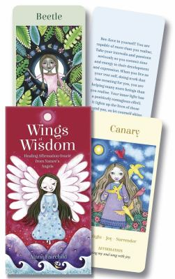 Wings of Wisdom: Healing Affirmation Oracle from Nature's Angels