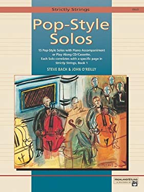 Strictly Strings Pop-Style Solos: Cello 9780739000069
