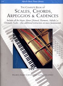 Scales, Chords, Arpeggios and Cadences : Complete Book