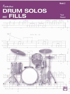 Drum Solos and Fill-Ins for the Progressive Drummer, Bk 2 9780739017036