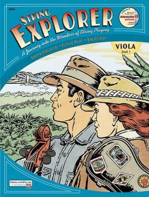 String Explorer, Bk 1: Viola