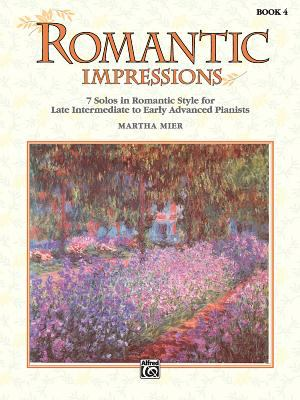 Romantic Impressions, Bk 4 9780739032985