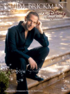 The Jim Brickman -- The Disney Songbook: Piano Solos
