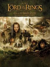 The Lord of the Rings: Big Note: The Motion Picture Trilogy 2706912