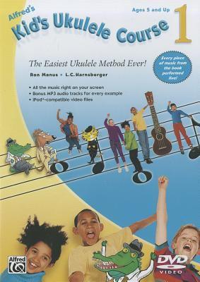 Alfred's Kid's Ukulele Course 1 9780739070840