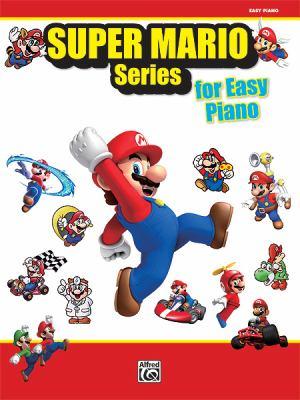 Super Mario Series for Easy Piano 9780739083239