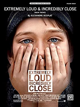 Extremely Loud & Incredibly Close (Main Theme): Piano Solo, Sheet 9780739088678