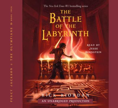 The Battle of the Labyrinth: Percy Jackson and the Olympians, Book 4 9780739364765