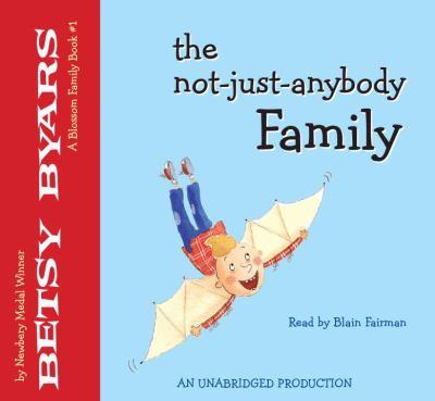 Not-Just-Anybody Fami(lib)(CD) 9780739373910