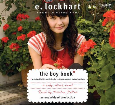 Boy Book, the (Lib)(CD) 9780739381076
