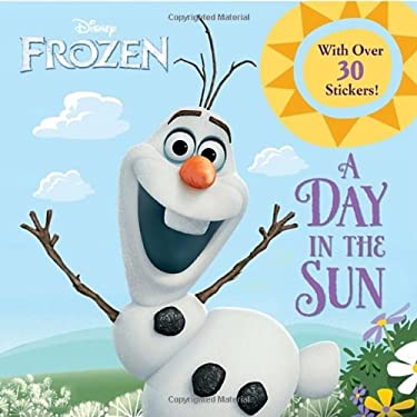 A Day in the Sun (Disney Frozen) (Pictureback(R))