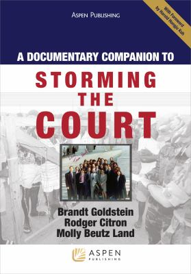 A Documentary Companion to Storming the Court 9780735563179
