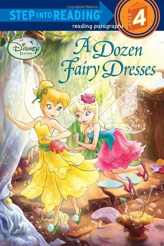 A Dozen Fairy Dresses 9780736426633