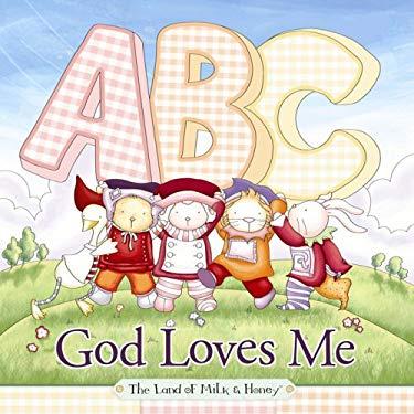 ABC God Loves Me 9780736920957