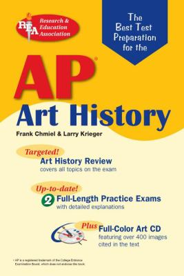AP Art History (Rea)--The Best Test Prep for the 9780738602127