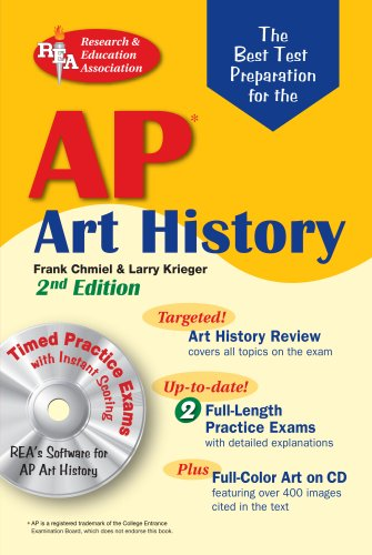 AP Art History [With CDROM] 9780738604794