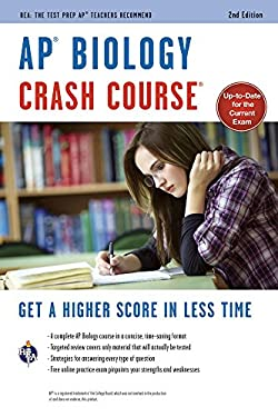 AP Biology Crash Course, 2nd Edition 9780738610993