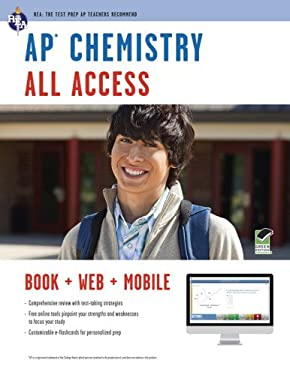 AP Chemistry All Access [With Access Code] 9780738610276