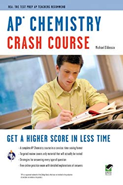 AP Chemistry Crash Course 9780738606972