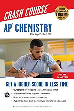 AP Chemistry Crash Course, For the 2020 Exam, Book + Online (Advanced Placement (AP) Crash Course)