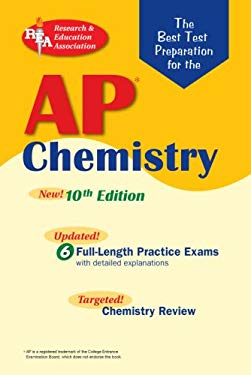 AP Chemistry Exam: The Best Test Preparation 9780738604275