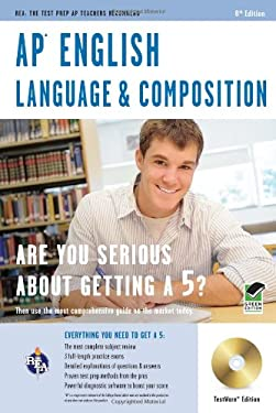 AP English Language & Composition: TestWare Edition [With CDROM] 9780738609010