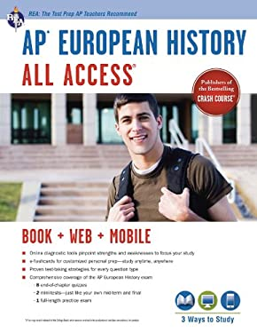 AP European History All Access [With Web Access] 9780738610238