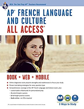 AP French Language & Culture All Access 9780738610603