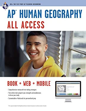 AP Human Geography All Access [With Web Access] 9780738610597