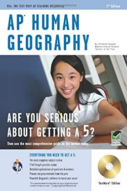 AP Human Geography [With CDROM] 9780738606316