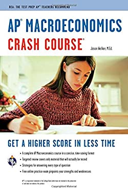 AP Macroeconomics Crash Course 9780738609713