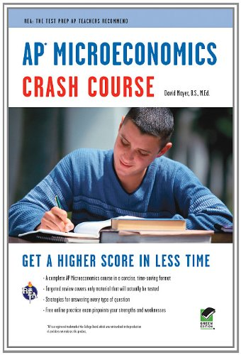 AP Microeconomics Crash Course 9780738609720