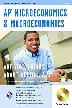 AP Microeconomics & Macroeconomics [With CDROM] 9780738607894