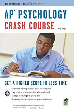 AP Psychology Crash Course 9780738607818