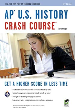 AP U.S. History Crash Course 9780738608136