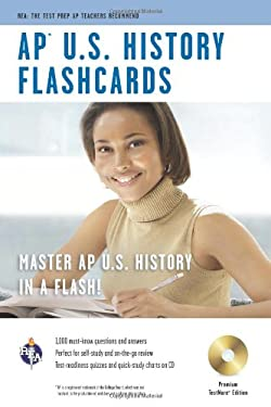 AP U.S. History Flashcards, Premium Edition [With CDROM] 9780738605036