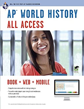 AP World History All Access [With Web Access] 9780738610252